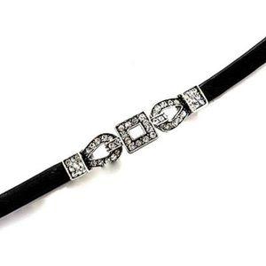 Jewelry - Hair calf bracelet CZ linked, NWT
